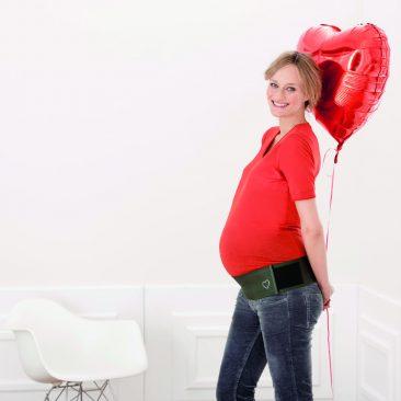 Anita zwangerschap