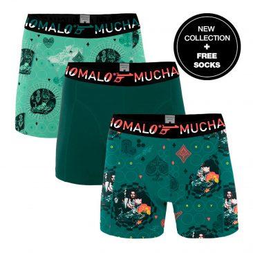 Muchachomalo met gratis sokken